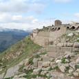 円形劇場とアクロポリス遺跡