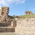 日干しレンガの城壁