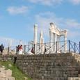 コリント様式のトラヤヌス神殿