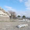 トラヤヌス神殿跡