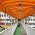 船宿への桟橋