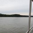 スロバキアのドナウ川
