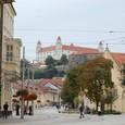 スロバキアの首都 ブラチスラバ