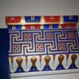 パルテノン神殿彩色時復元