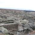 王宮の丘遺跡跡 第二次大戦の戦禍か