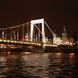 ブダペスト ドナウ川夜景