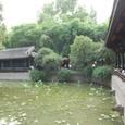 諸葛孔明祠の庭園
