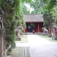 恵陵(明時代様式の劉備の墓)