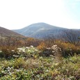 旧土湯峠と箕輪山