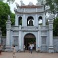2011年文廟門