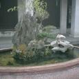 2007年の文廟 蓬莱山
