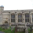 教会と石棺