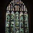 バーフォード教会 ステンドグラス