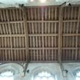 教会の屋根の構造