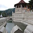 白亜の仏歯寺