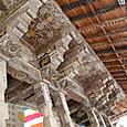日本のお寺の構造と似ている