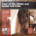 風の洞窟とブライダルベール滝