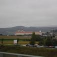 ウイーンからチェコ国境への旅