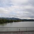ドナウ川の風景