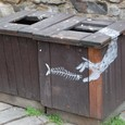 ゴミ箱妖怪