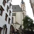 由緒ある聖ヴイート教会