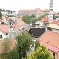 世界遺産 チェスキークルムロフ歴史地区