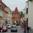 下町の城門(13世紀の頃らしい)