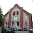 修復された建物