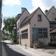 シャルトル古い町並