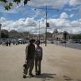 ベルサイユ宮殿への道