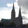 世界遺産 シャルトル大聖堂