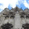 威容を誇る大聖堂