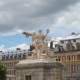 ベルサイユ宮殿前