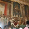 ナポレオン1世 戴冠の図