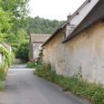 モネの家への道