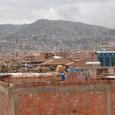 山に囲まれた街 クスコ市街