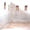神殿の部屋