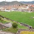 インカ時代の石組