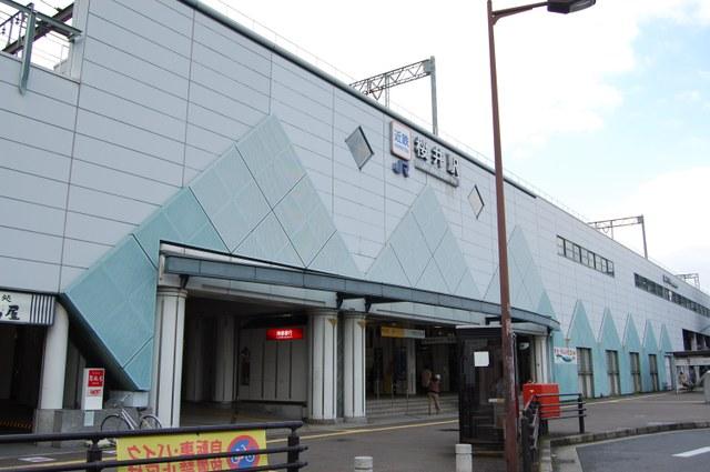 近鉄桜井駅