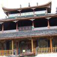 黄龍中寺 チベット仏教