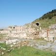 エフェソス(エフェス)遺跡建物跡