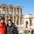 ケルスス図書館 エフェソス(エフェス)遺跡