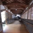 法堂からの回廊