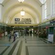 ワイマールの駅
