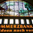 アイゼナハ駅のステンドガラス