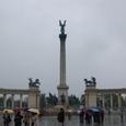 ハンガリー建国記念碑