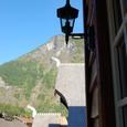 フロムのホテルベランダ眺望