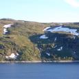 無数の氷河湖