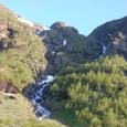 滝が美しい