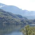 レインウイング湖